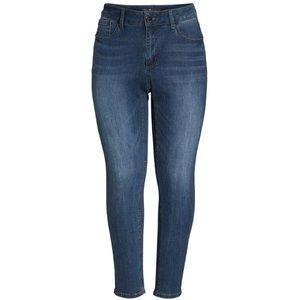 Seven7 Dark Wash Blue Jeans